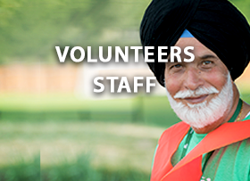 Culture of the Games Volunteers Staff